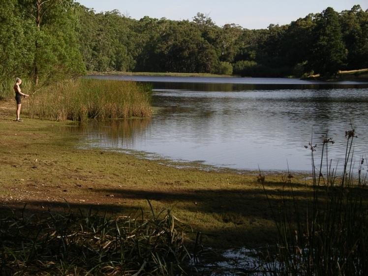 Bullarto Reservoir