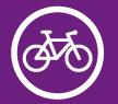 VLine bike logo
