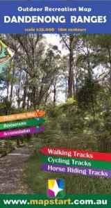 Dandenong Ranges recreation map