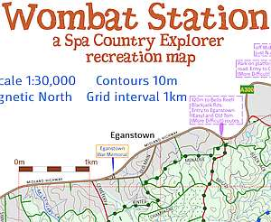 Wombat Station Adventurer trail ap snip